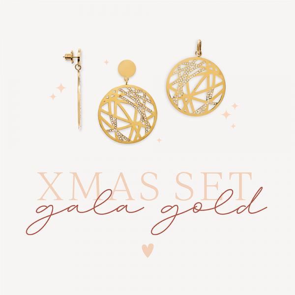 XMAS SET Gala Gold