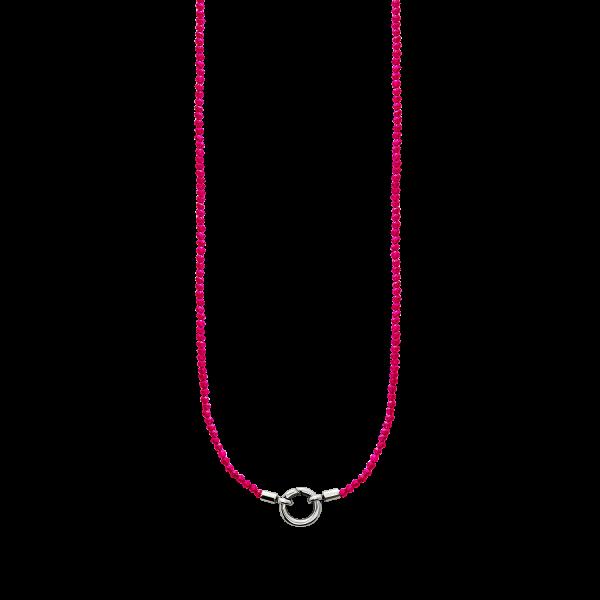 Poppy pink